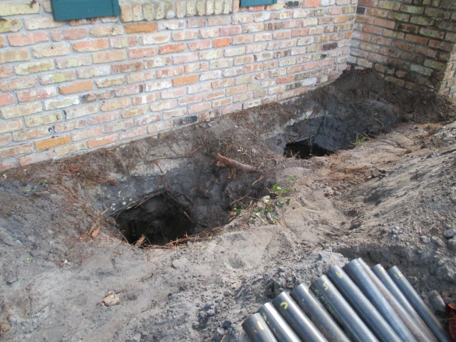 florida sinkhole house repairs